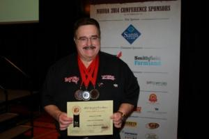 1st Place National BBQ Assoc Trade Show and Convention, San Marcos TX 2014